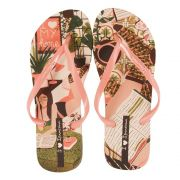CHINELO FEMININO IPANEMA I LOVE HOME REF: 26375