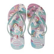 CHINELO INFANTIL HAVAIANAS REF: KIDS SLIM MY LITTLE PONY