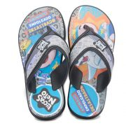 CHINELO INFANTIL PERSONALIDADE LUCCAS NETO LAND SUPER FLOP REF: 22154