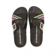 Chinelo Infantil Personalidade Now United Pop Collection Birken REF: 22645