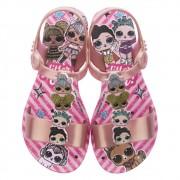 Sandália Infantil Grendene Kids LOL Mask Surprise com brinde: 22243