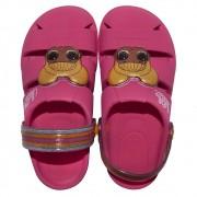 Sandália Infantil Grendene Kids LOL Hype Babuch REF: 22185