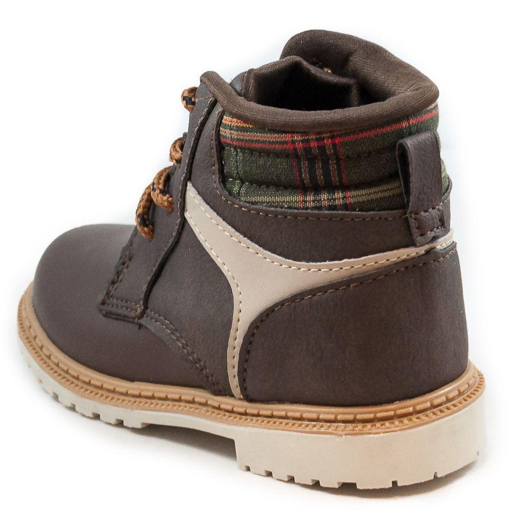 BOTA INFANTIL BRINK COTURNO BABY REF: 39512