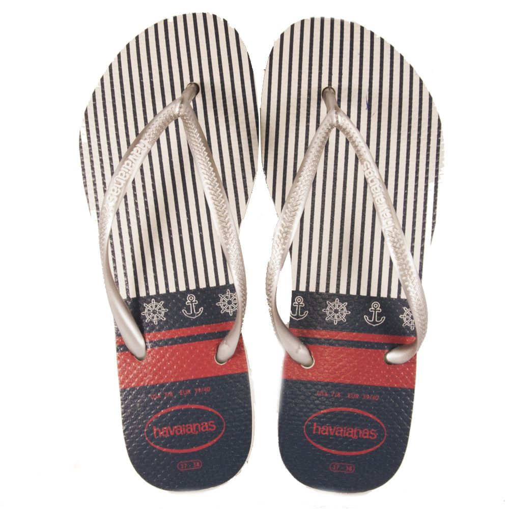 Havaianas Feminina Slim Nautical