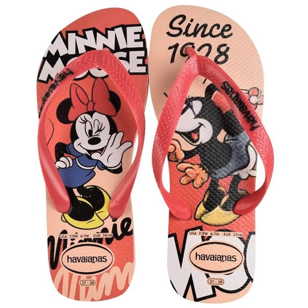 Chinelo Havaianas REF: Disney Stylish