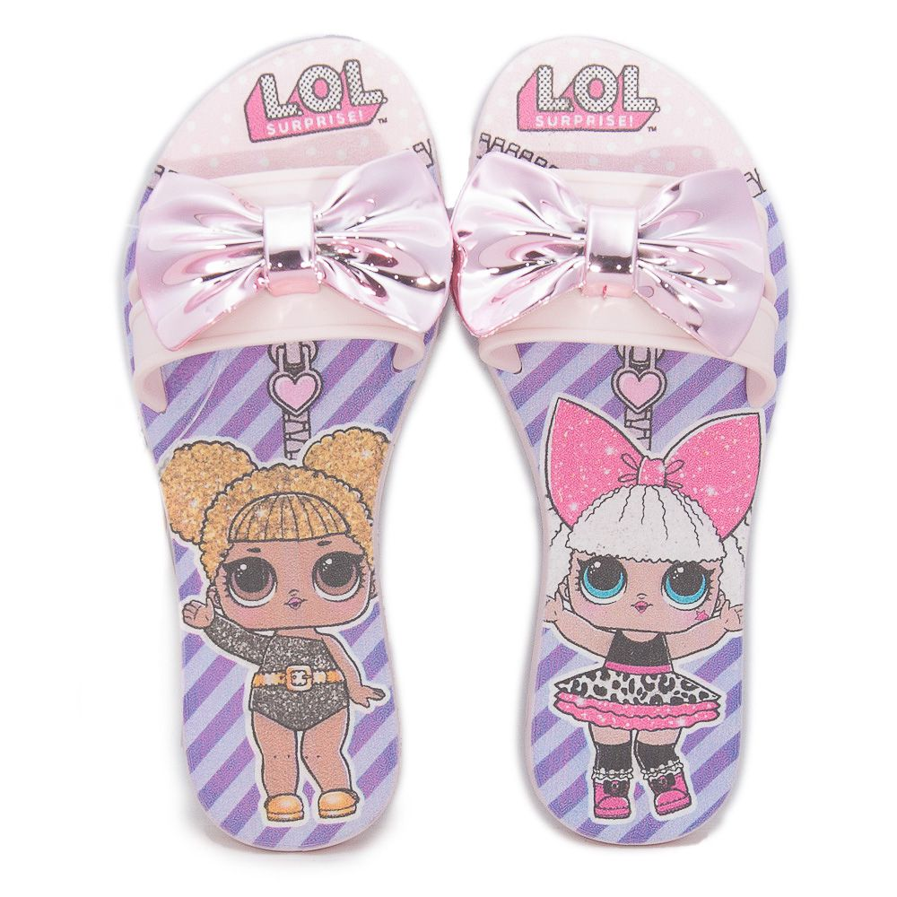 CHINELO INFANTIL PERSONALIDADE LOL CLASSIC REF: 22058