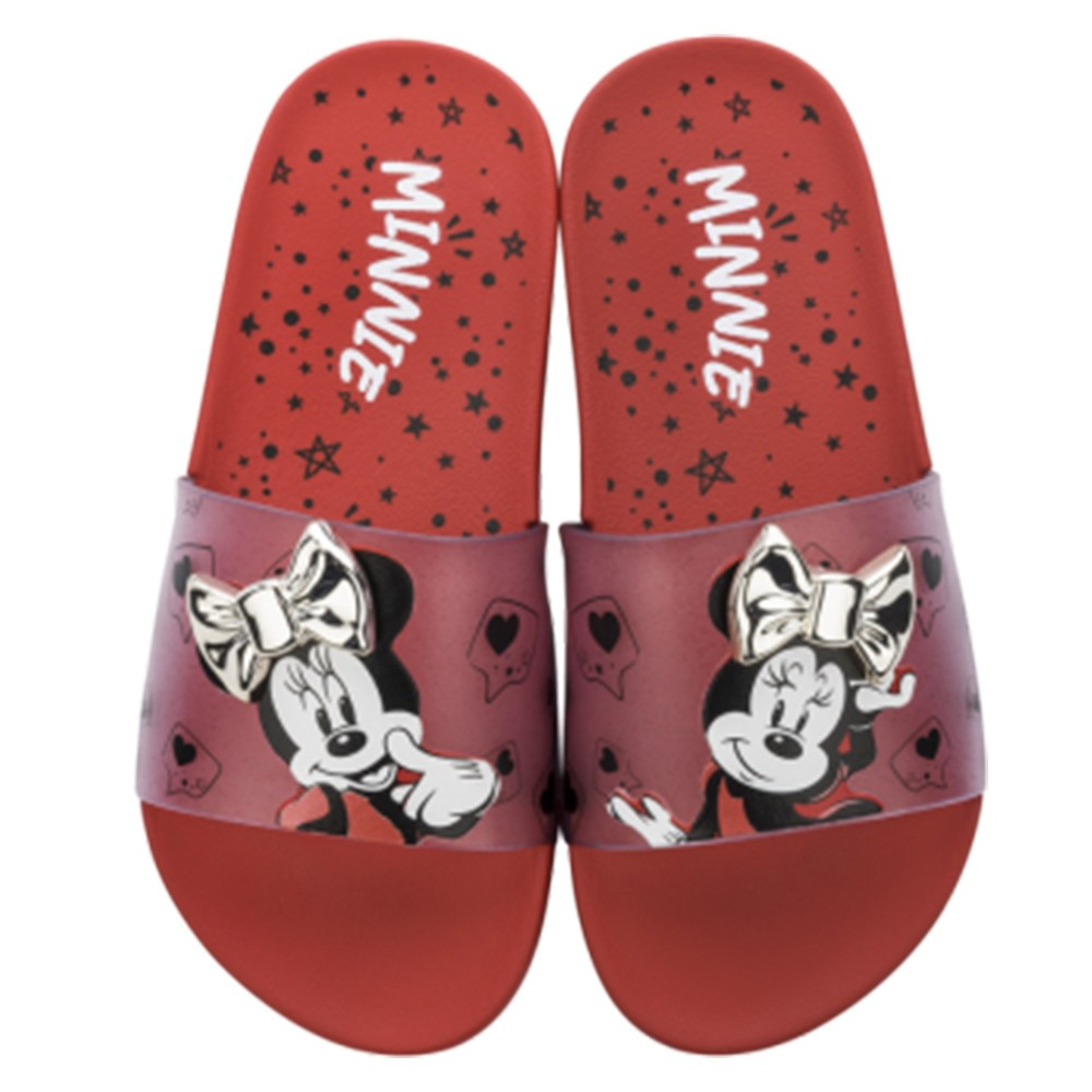 Chinelo Infantil Personalidade Minnie Fashion Fun Gaspea 22316