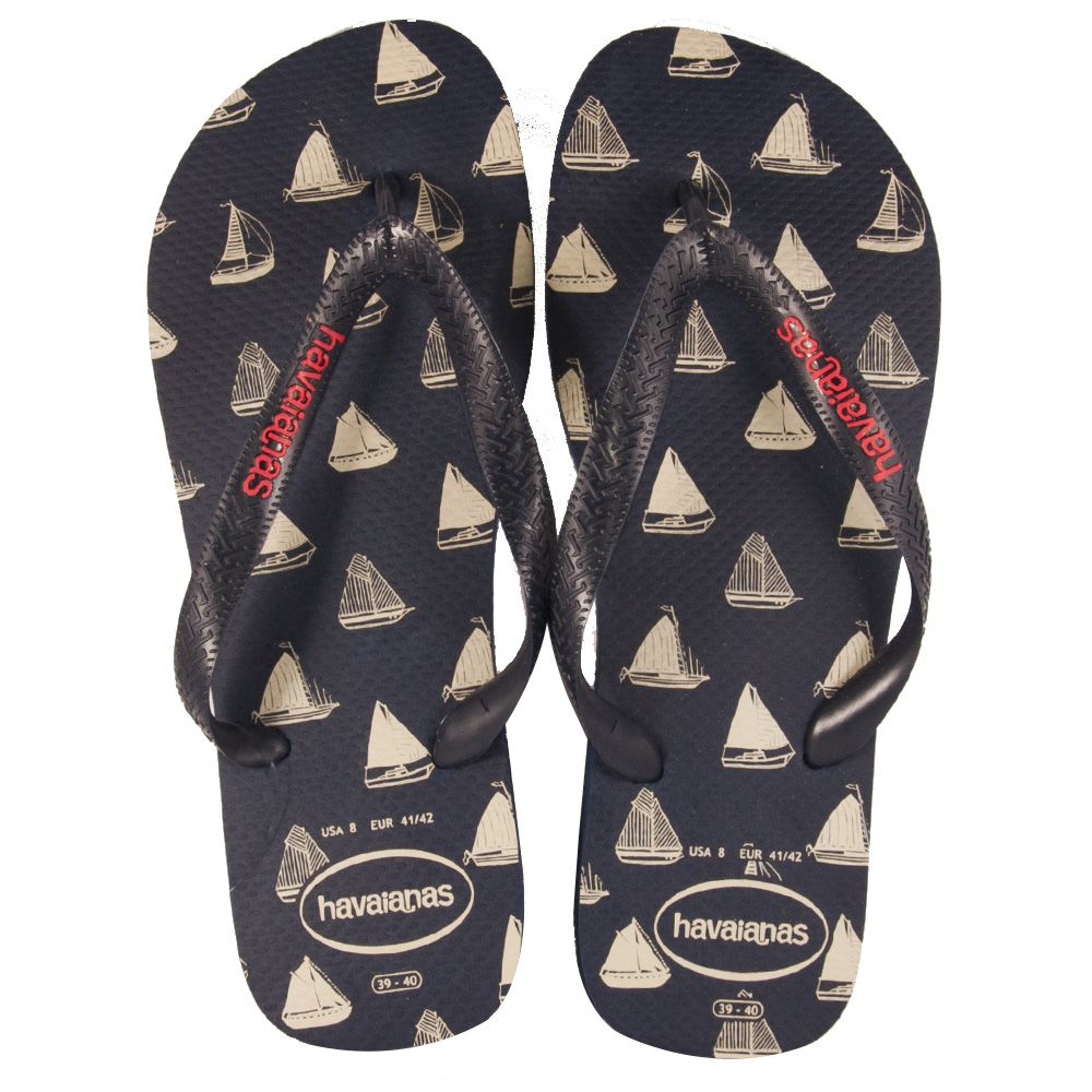 Havaianas masculina Top Nautical