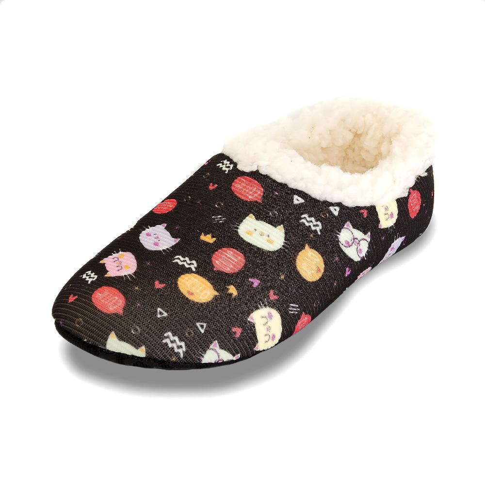 Pantufa Infantil Kidy Socks Fun Antiderrapante Ref: 1020020