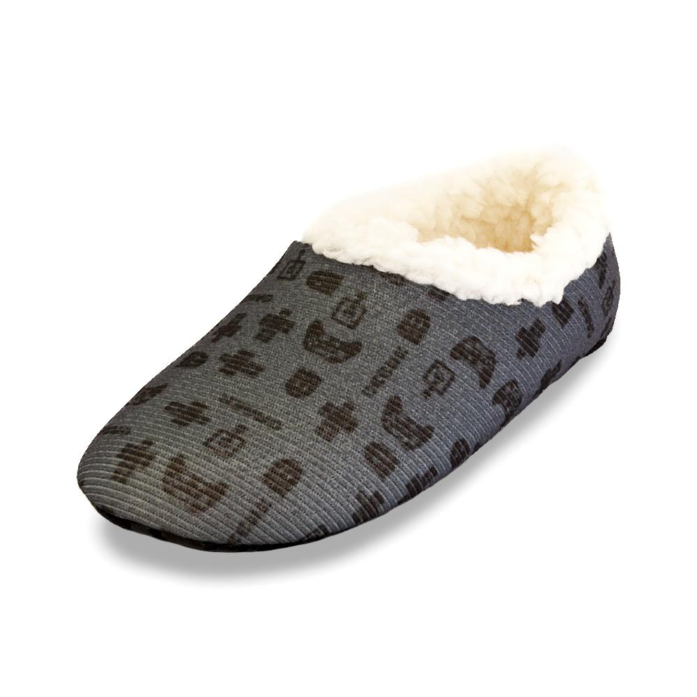 Pantufa Infantil Kidy Socks Fun Antiderrapante Ref: 1020023