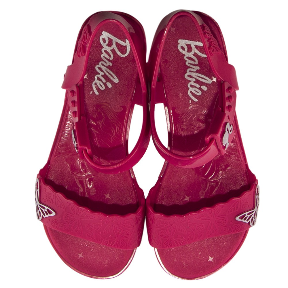 SAND INF PERSONALIDADE BARBIE BUTTERFLY COM BRINDE REF: 22370
