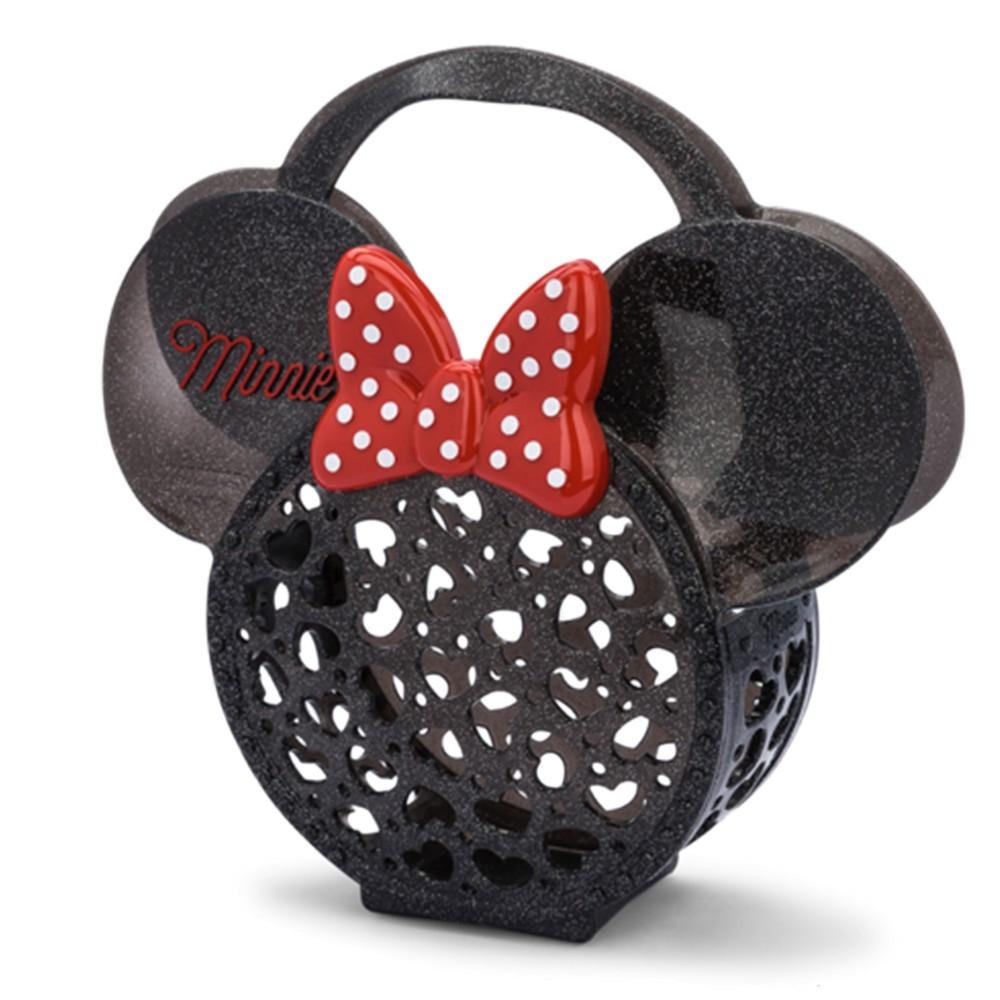 Sandália Infantil Personalidade Minnie Show Bag REF: 22167 Com brinde