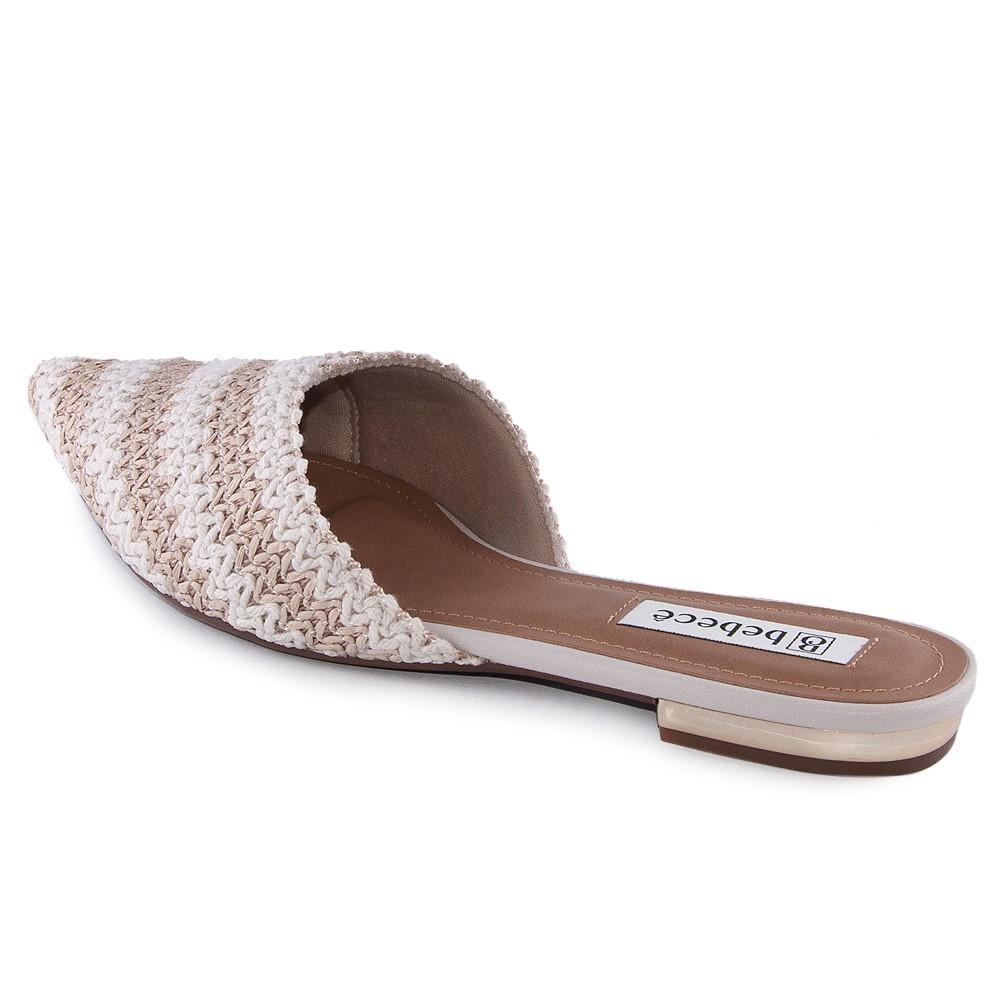 Sapato Feminino Bebecê Mule REF: T2016372 TRANCA