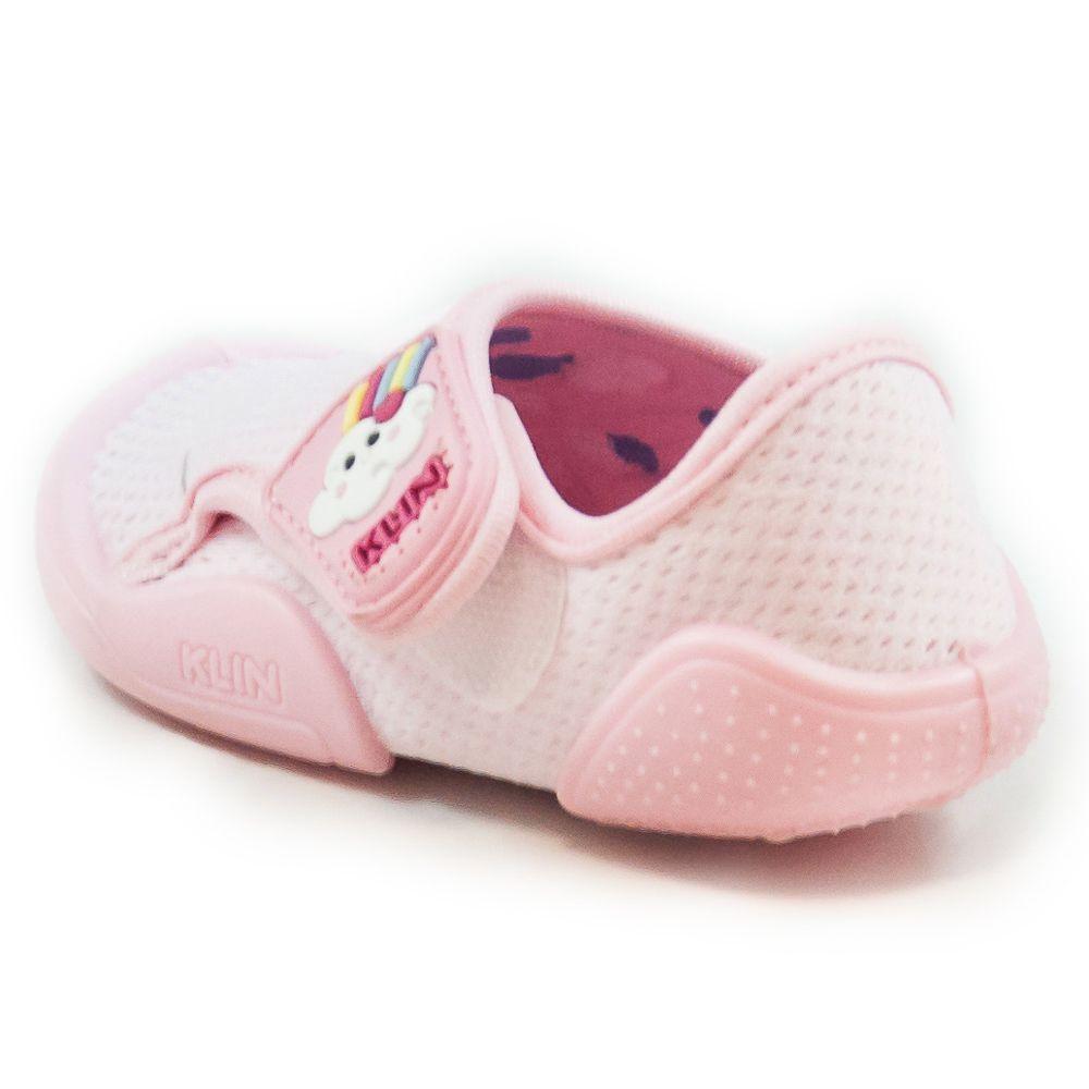 SAPATILHA BEBÊ KLIN NEW CONFORT BABY REF: 179026