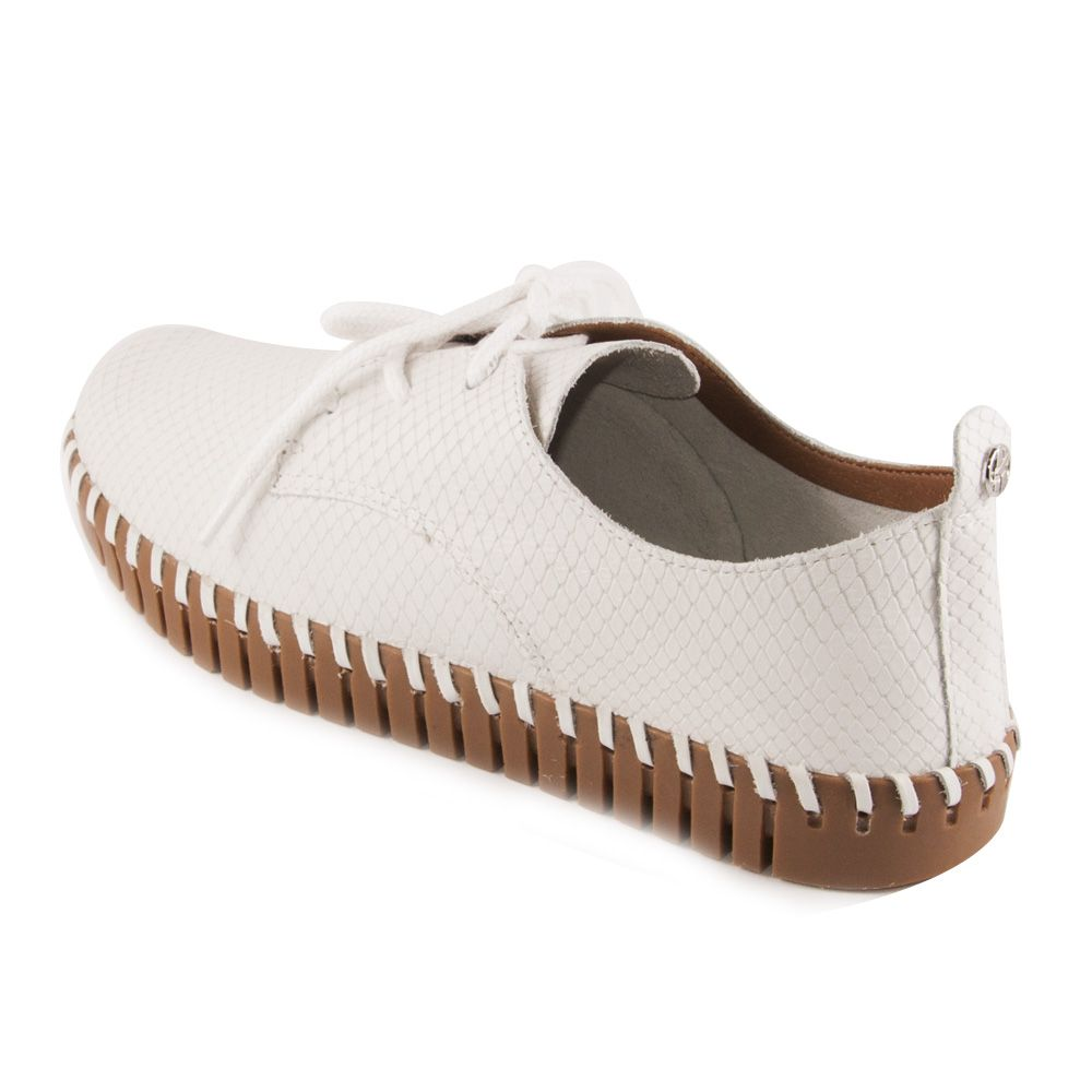 Sapato Feminino Bottero Flatform REF: 315603 COURO