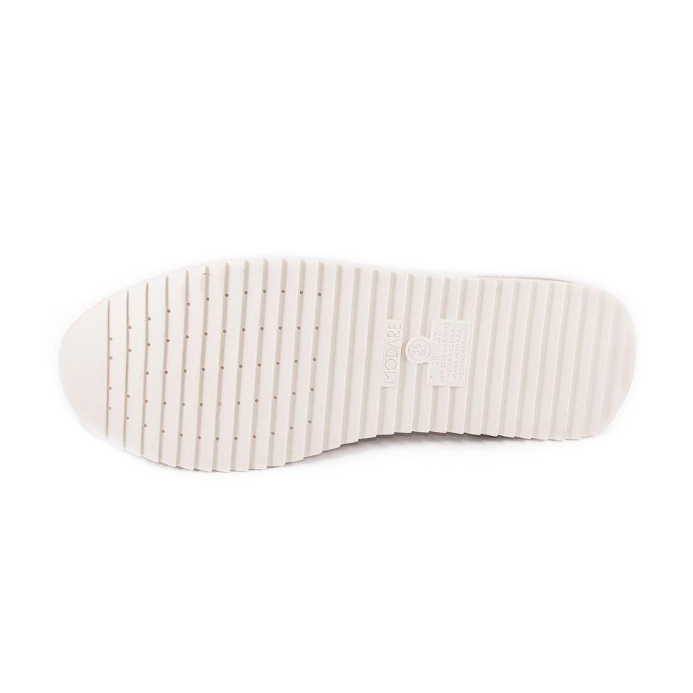 Tênis Feminino Modare Casual Slip On 7345101 Linho