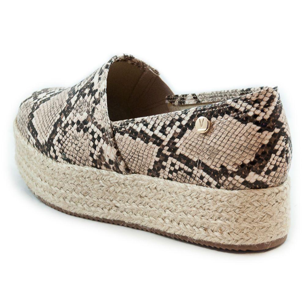 Sapato Feminino VIzzano Flatform REF: 1305100 NAPA COBRA