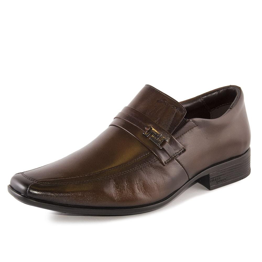 Sapato Masculino Jota Pe Air Winner REF: 45022 COURO