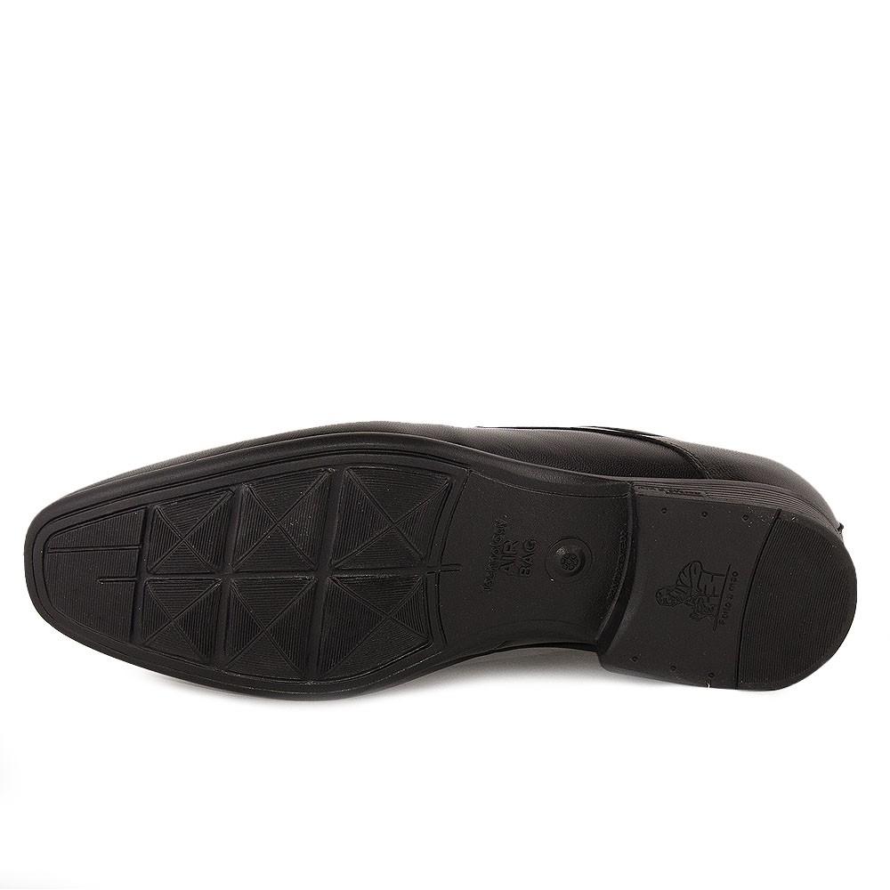 Sapato Masculino Jota Pe Grow Air King REF: 71353 COURO