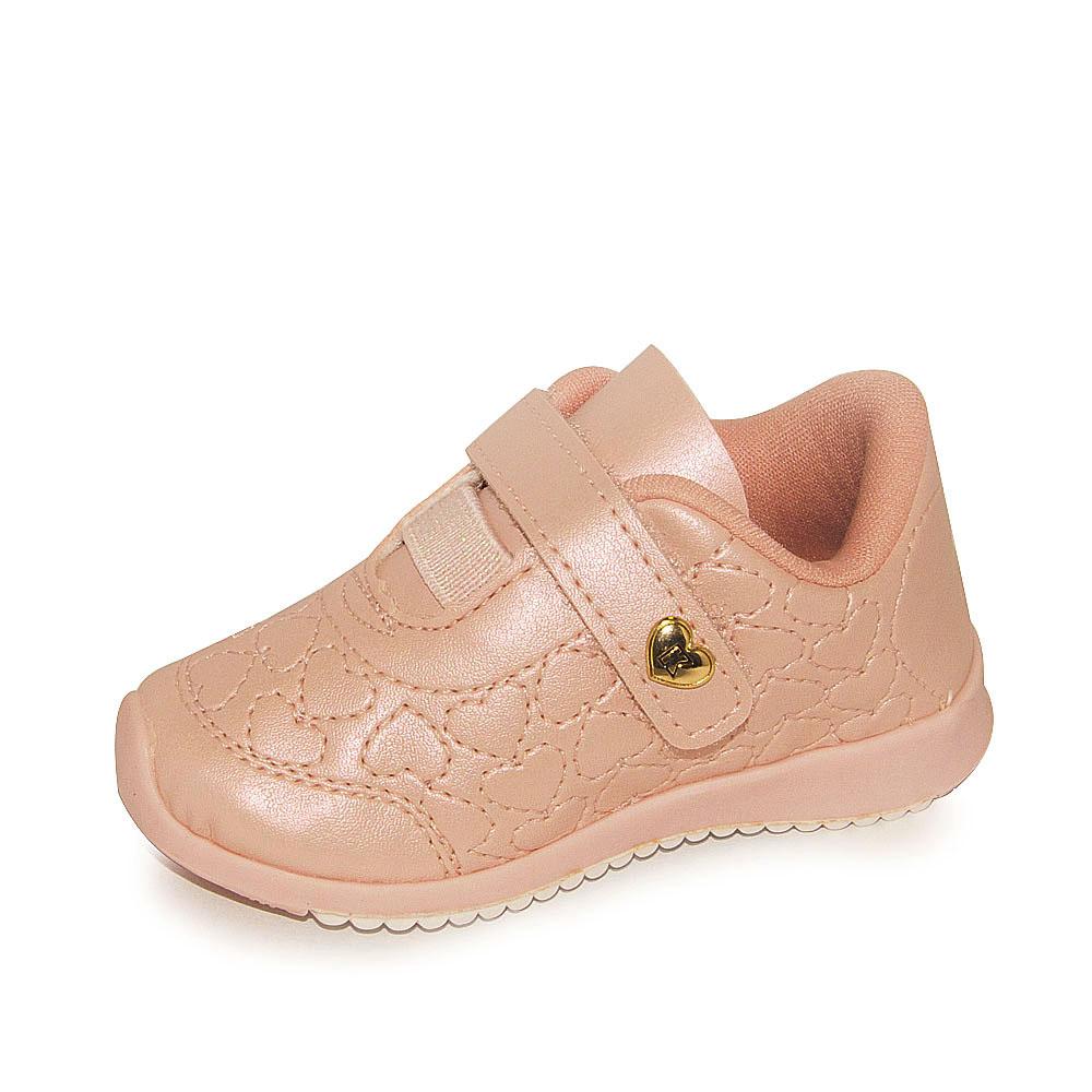 Tênis Bebê Kidy Colors Menina REF: 0090805