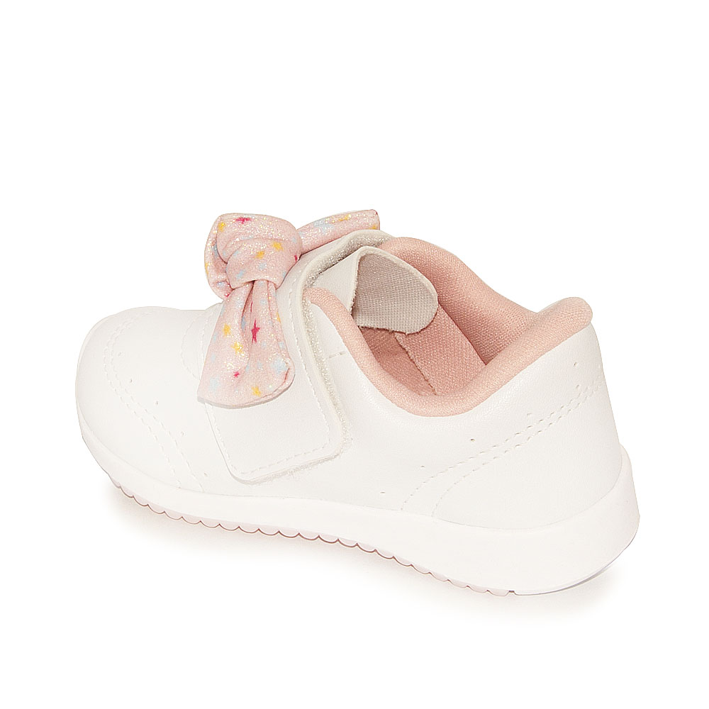 Tênis Bebê Kidy Colors Menina REF: 0090845