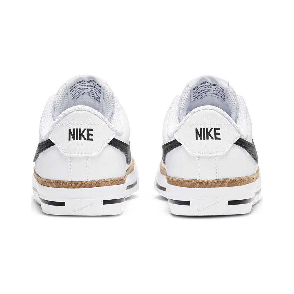 Tênis Fem Nike Court Legacy BG REF: DA5380-102