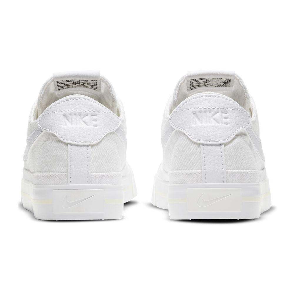 Tênis Fem Nike Court Legacy Canvas REF: CZ0294-100