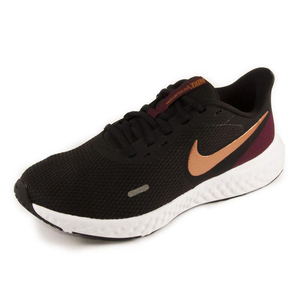 Tênis Feminino Nike Revolution 5 REF: BQ3207-003