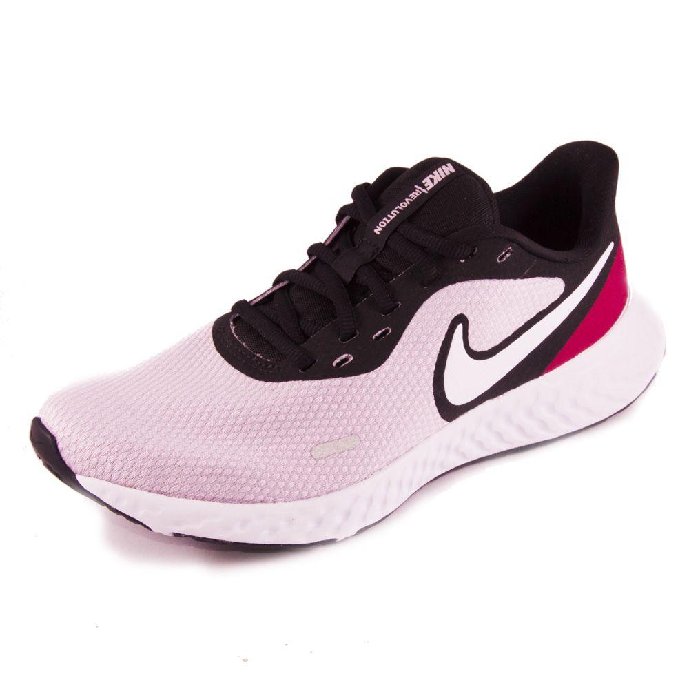 Tênis Feminino Nike Revolution 5 BQ3207-501