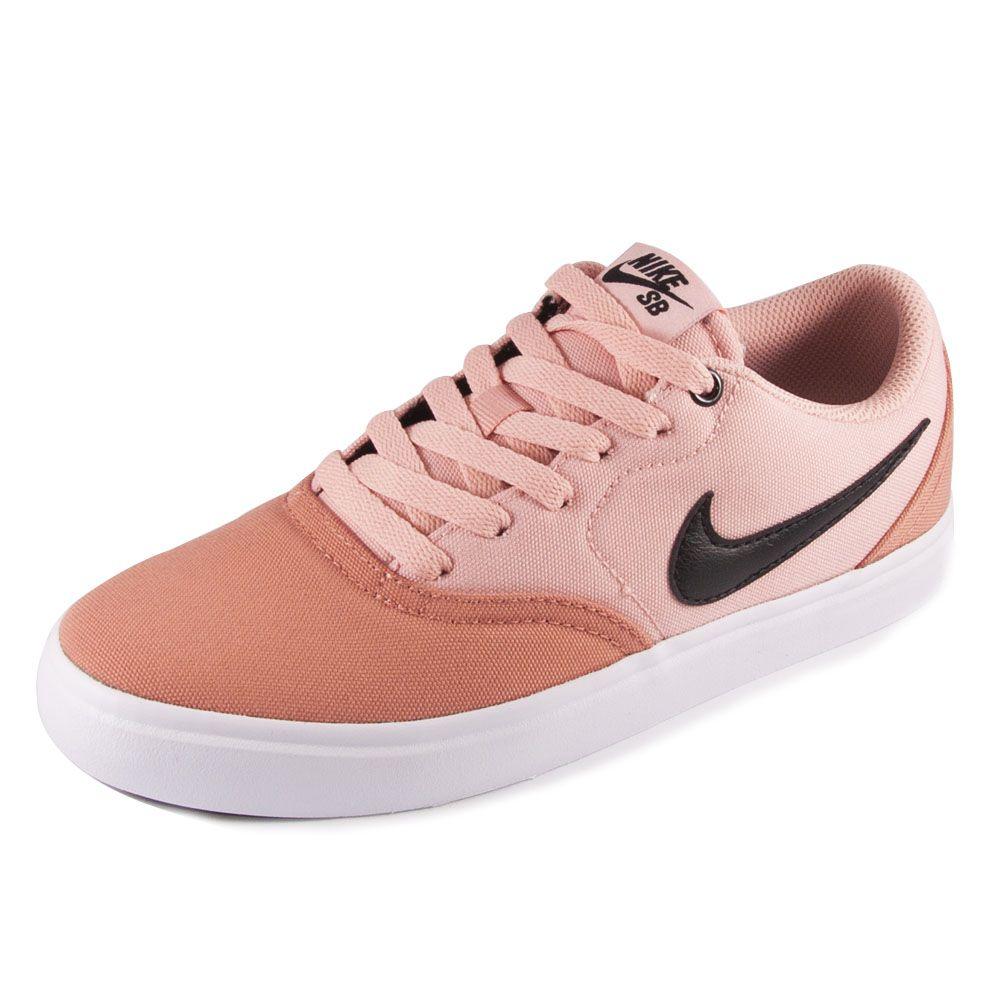 Tênis Feminino Nike SB Check Canvas 921463-202