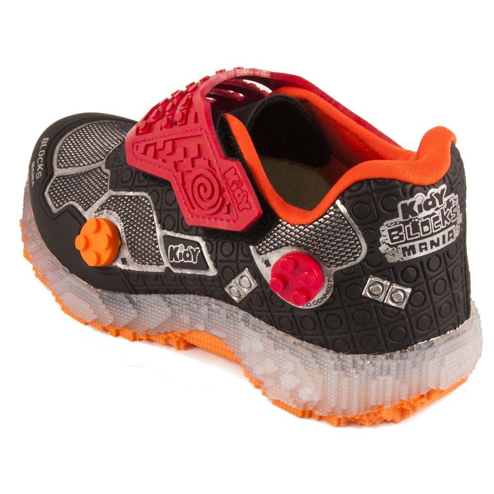 TÊNIS INFANTIL KIDY BLOCKS RESPITEC REF: 0820001