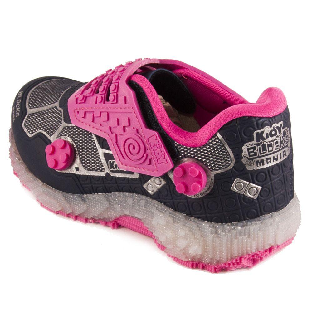 TÊNIS INFANTIL KIDY BLOCKS RESPITEC REF: 0821001