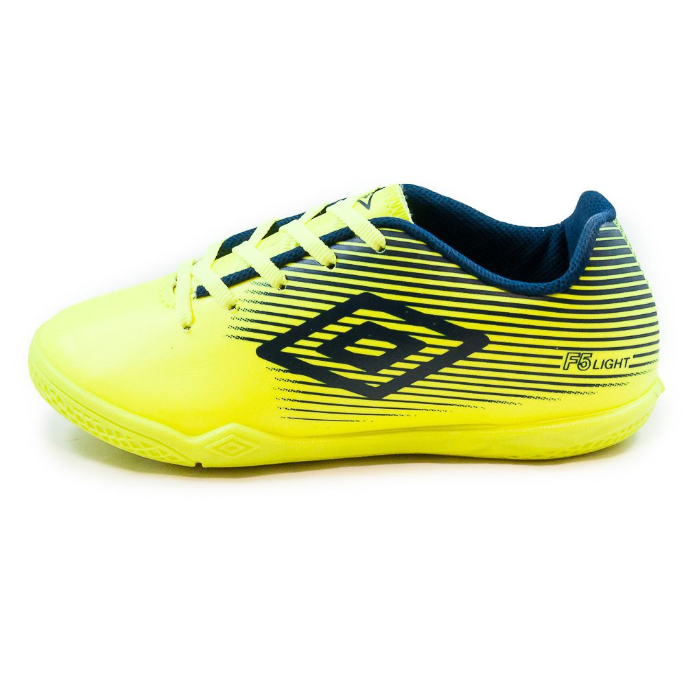 TÊNIS INFANTIL UMBRO F5 LIGHT INDOOR JR REF: 82058-676