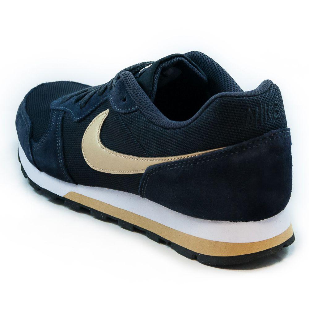 Tênis Masculino Nike MD Runner 2 REF: 749794-014
