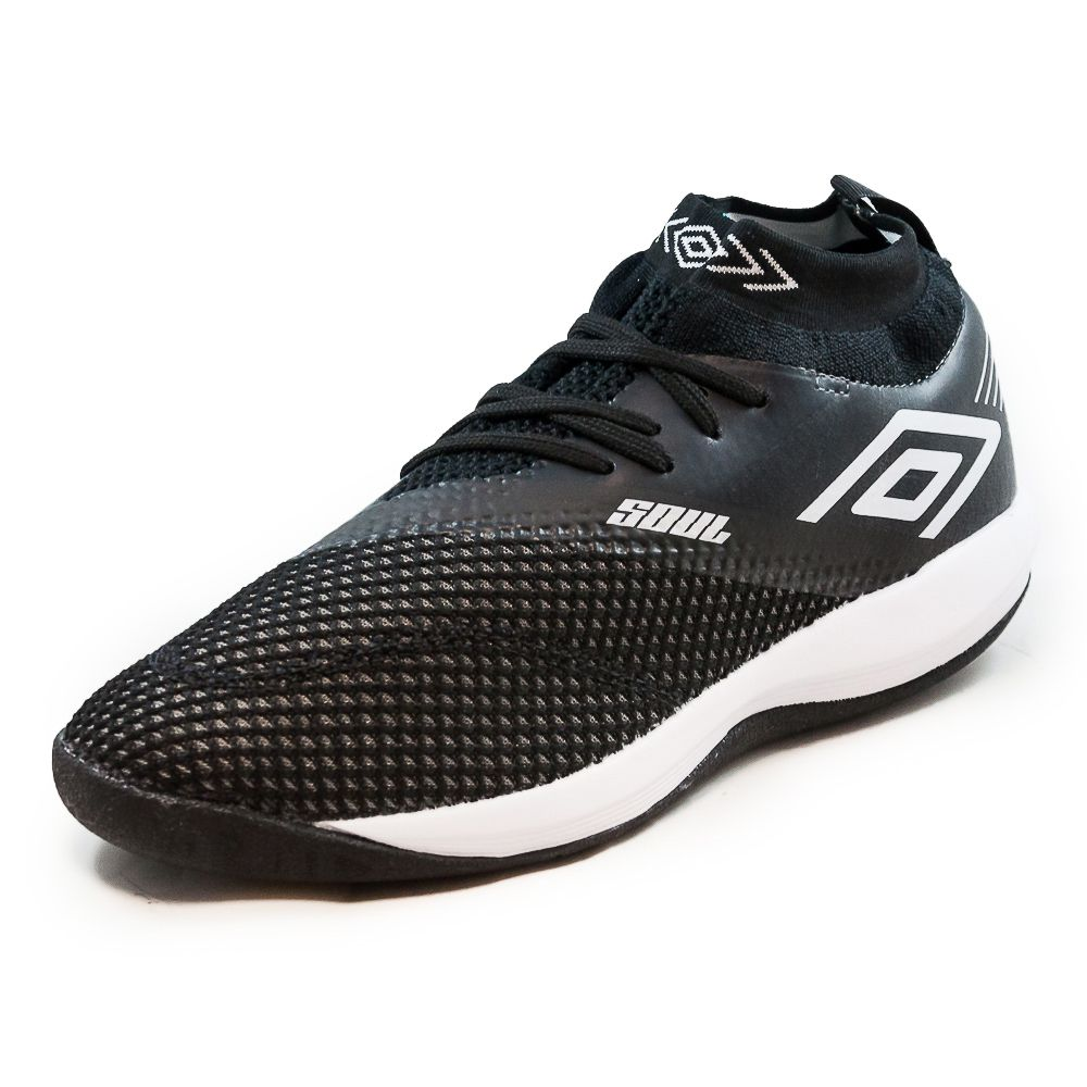 TÊNIS MASCULINO UMBRO SOUL KNIT TRAINER INDOOR REF: 72108