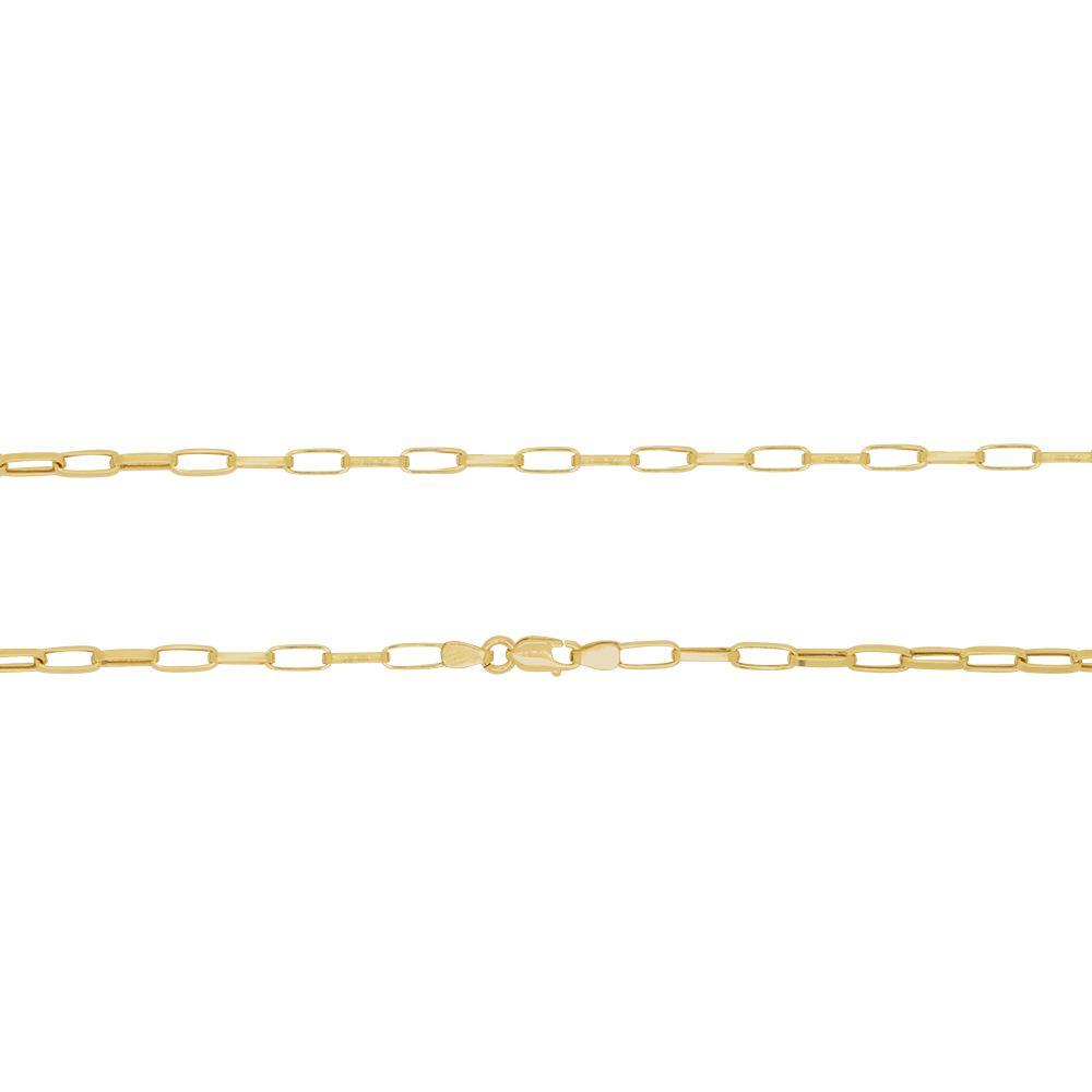 Corrente Ouro 18k Amarelo Cartier L 16.3