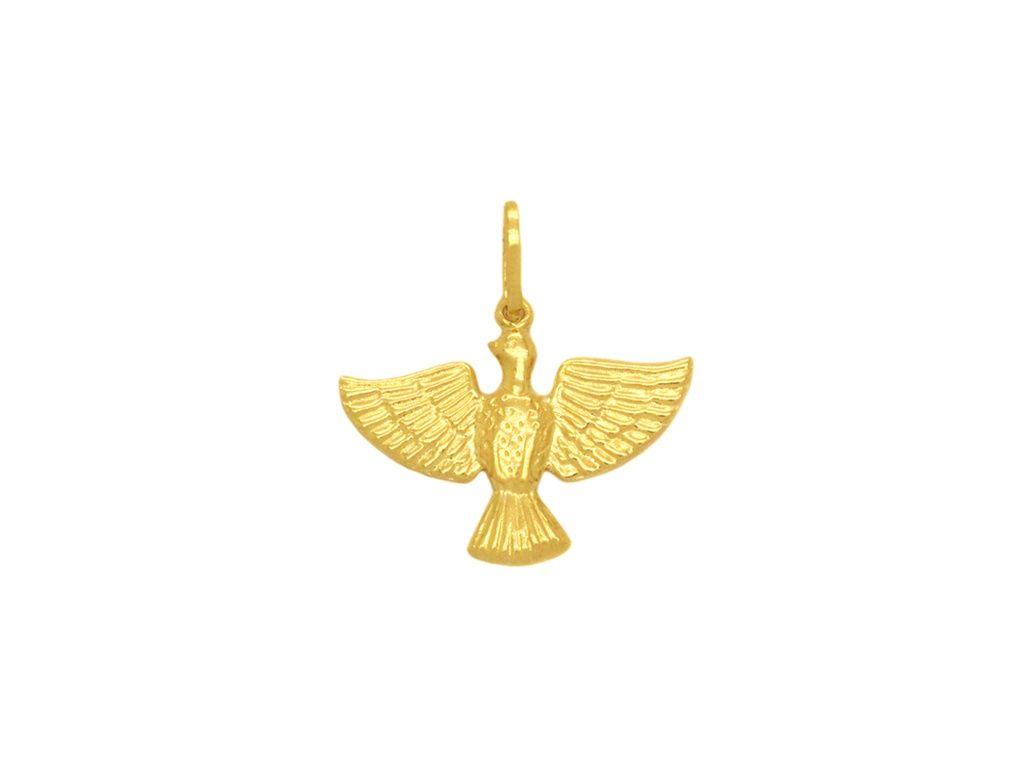 Pingente Ouro Espírito Santo L 1.6