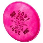 Filtro para particulados 3M 2091