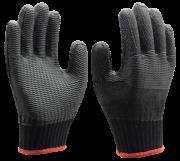 Luva Rubber Black Super Safety, Látex Vulcanizada, CA 34370
