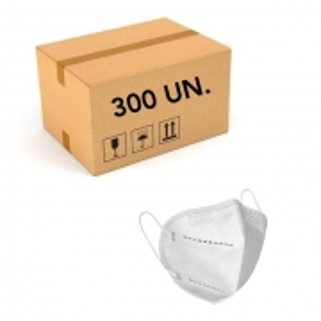 Máscara PFF2 N95 - 300 UN