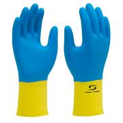 Luva SuperMix, Látex e Neoprene, Super Safety, CA 33333
