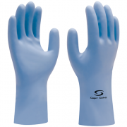 Luva Super Silver, Forro Silver Azul, Super Safety, CA 33332