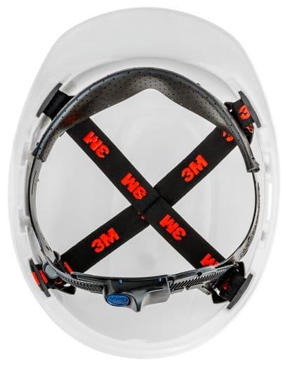 Capacete 3M Com Ajuste Fácil H-700 CA 29638
