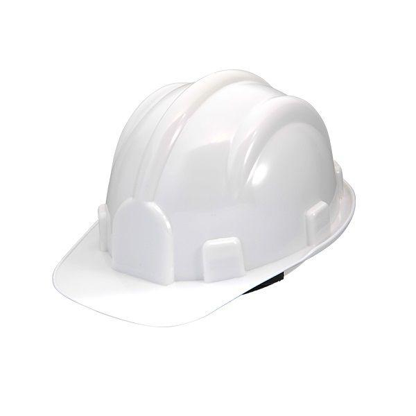Capacete De Segurança PLT PLASTCOR  com suspensão CA 31469