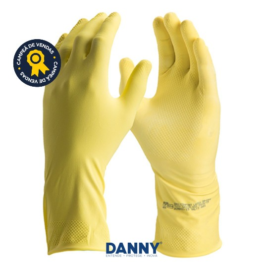 Luva Confort Látex Danny, CA 15532