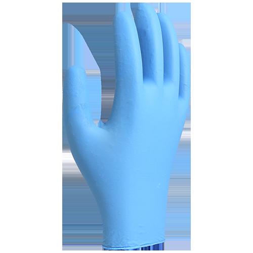 Luva Látex Nitrílico Azul, CA 37871