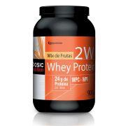 2W Whey Protein - Vitamina de Frutas
