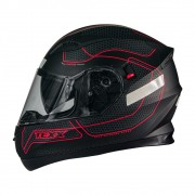 CAPACETE TEXX G2 PANTHER VERMELHO 61