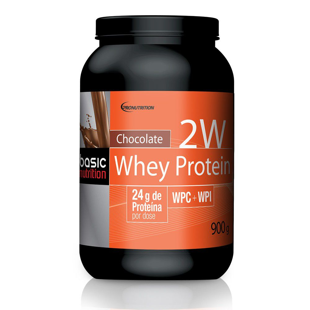 2W Whey Protein - Chocolate