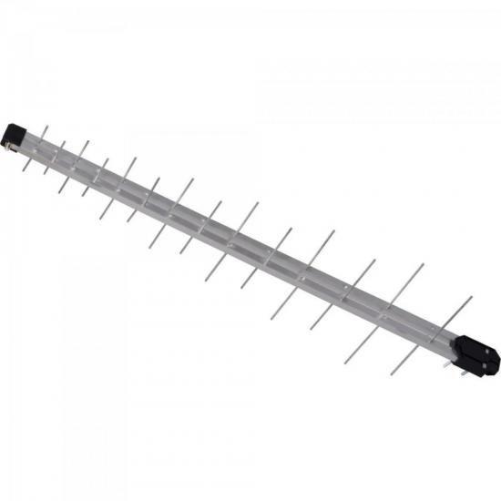 Antena Digital UHF Log B BLACK PROHD-1040DB PROELETRONIC